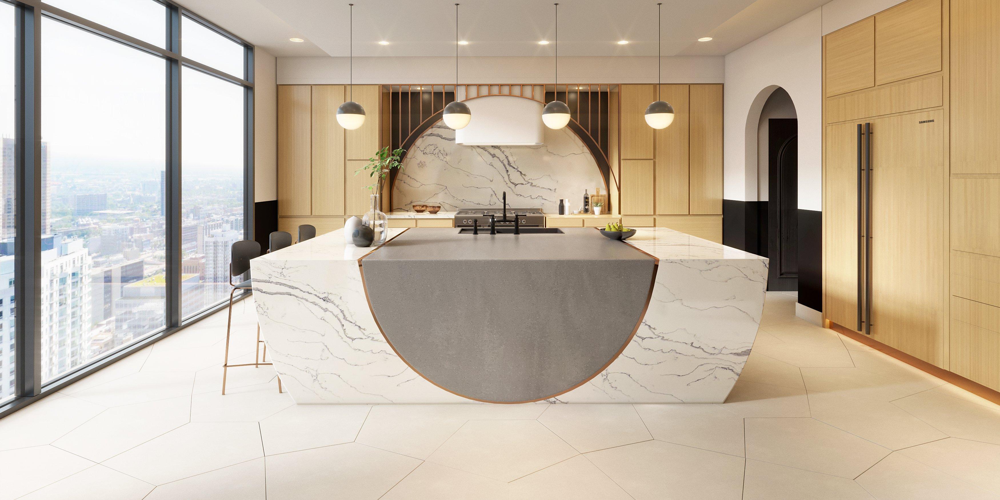 Designing a Dream Kitchen with Corian® Design