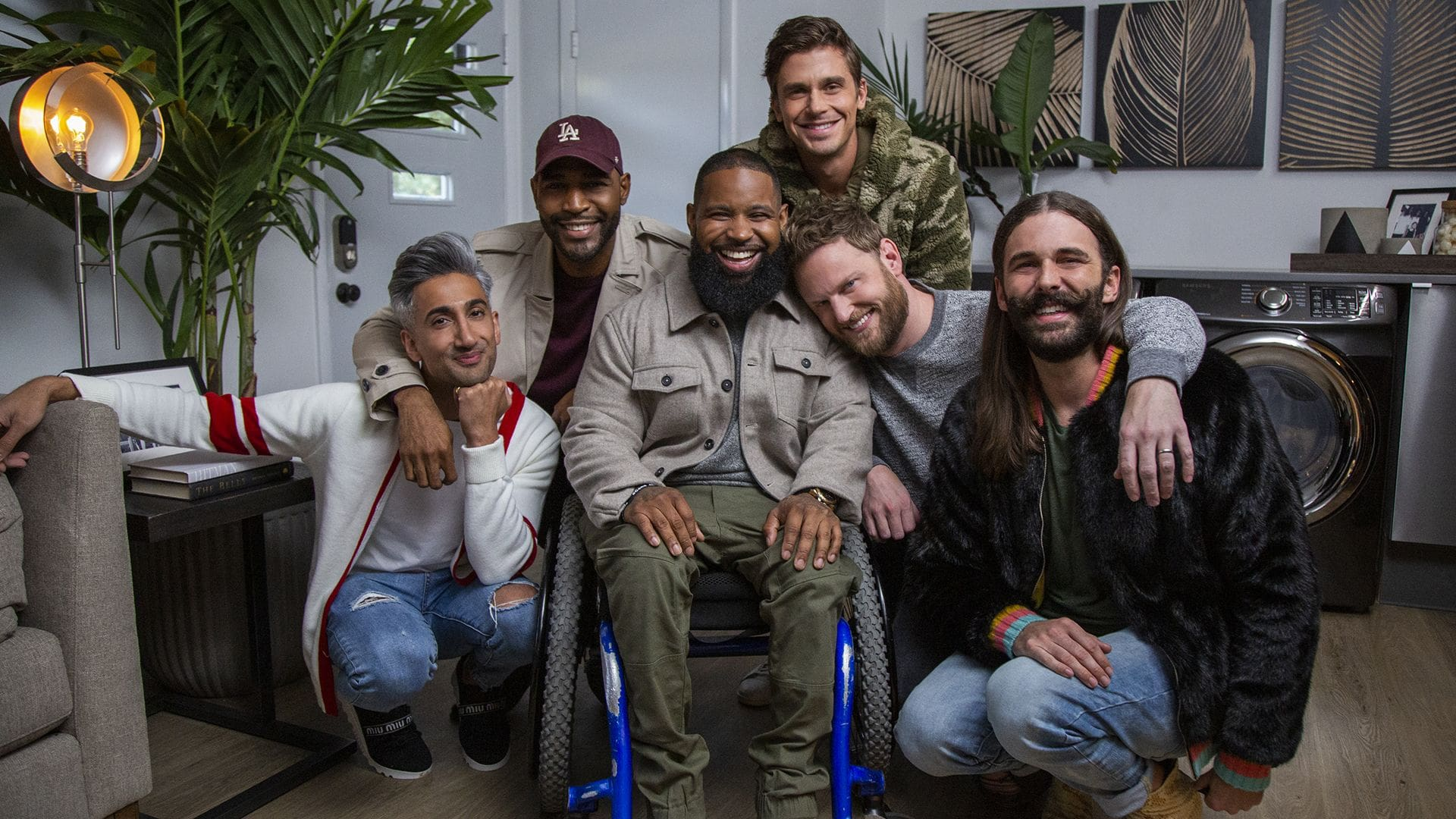 Queer Eye Season 4: Wesley - The Makeover and Reveal - Bobby