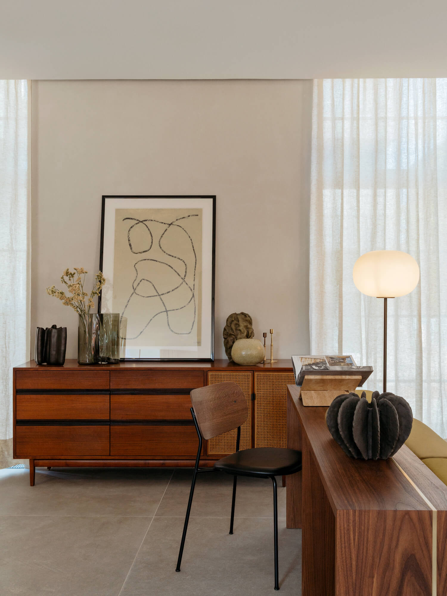 Image of: Mid Century Modern Furniture Everything You Need To Get The Look Bobby Berk