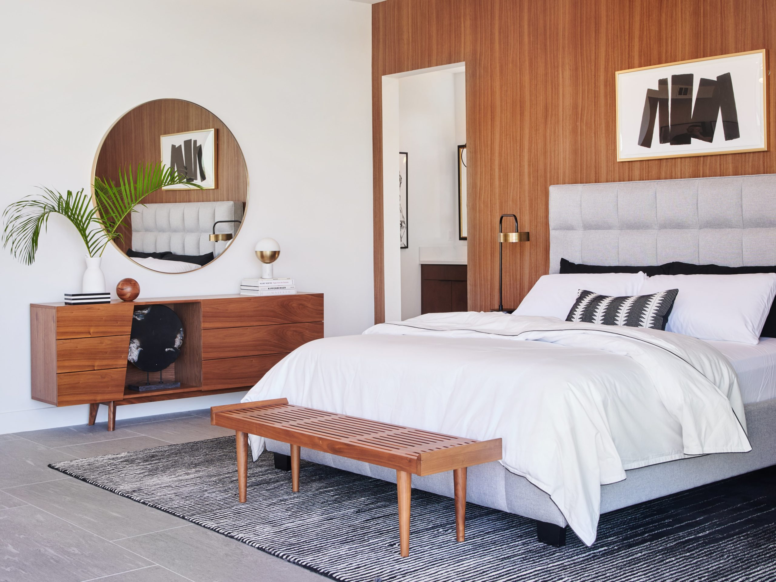 Bold And Black The Full Home Tour And Everything You Need To Get The Look Bobby Berk