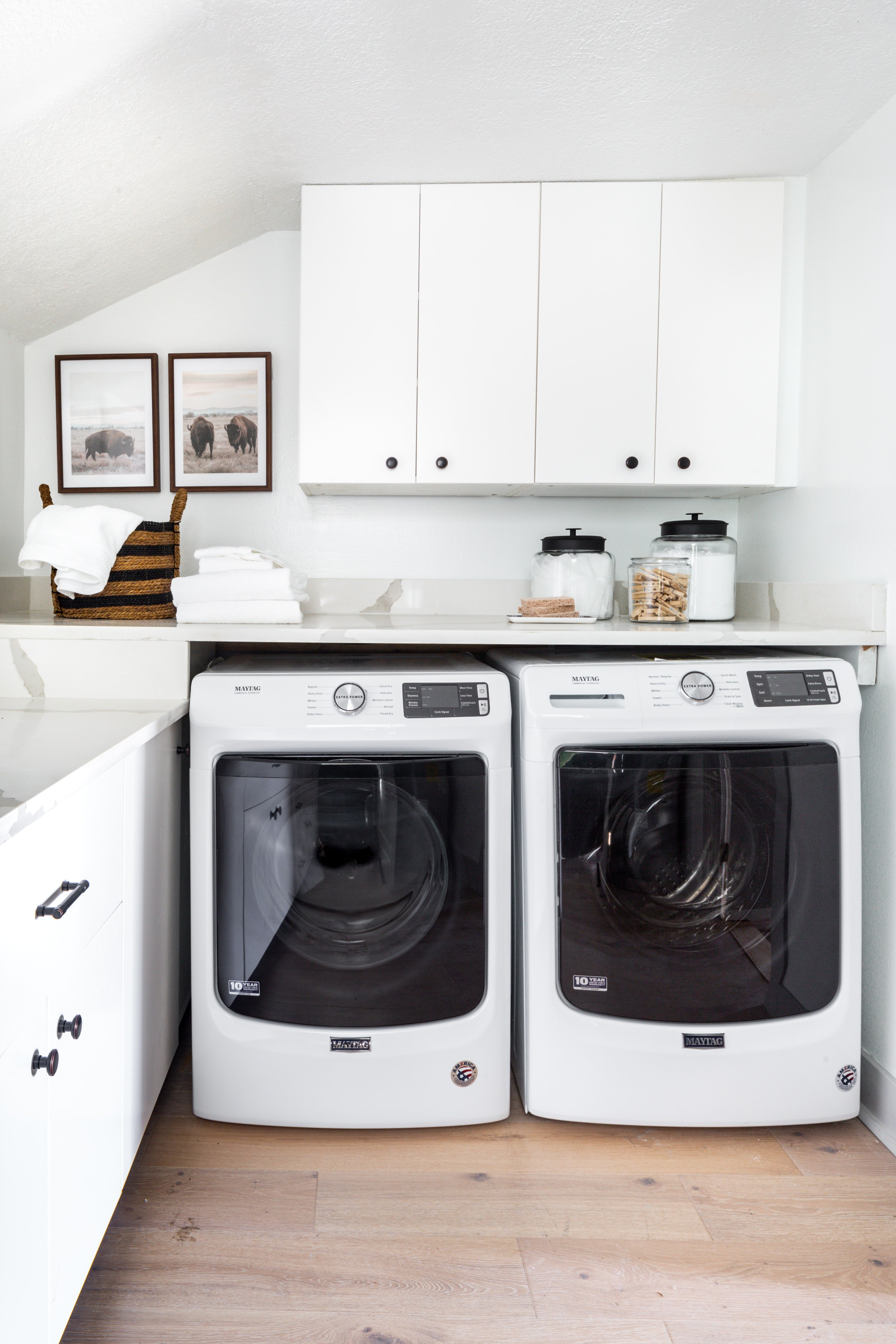 Laundry Room Refresh: 5 Ways To Make Your Space Look (And Work) Better - Bobby Berk