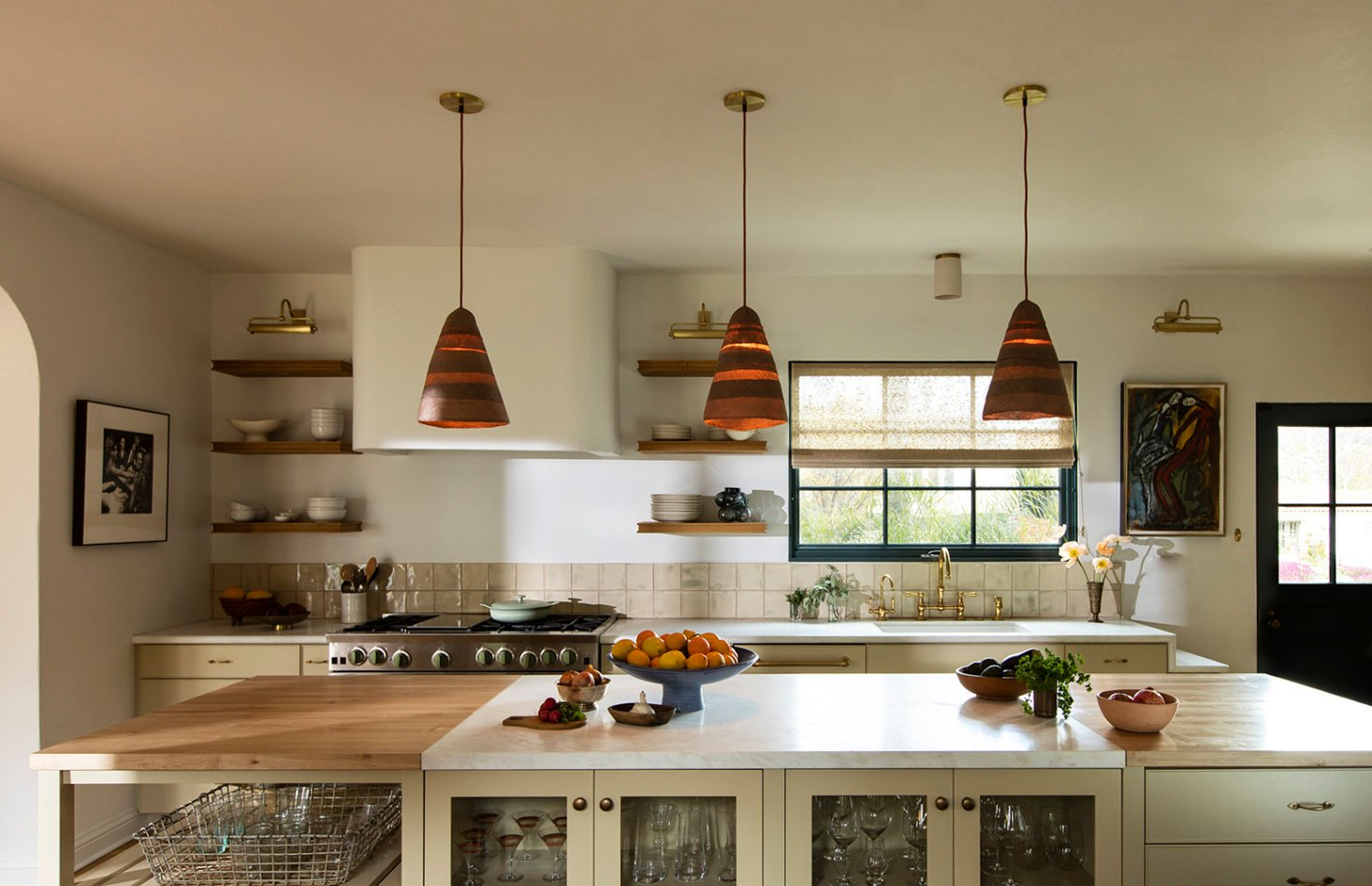 Ways To Make Your Kitchen More Green (And We Don't Mean The Color) - Bobby Berk