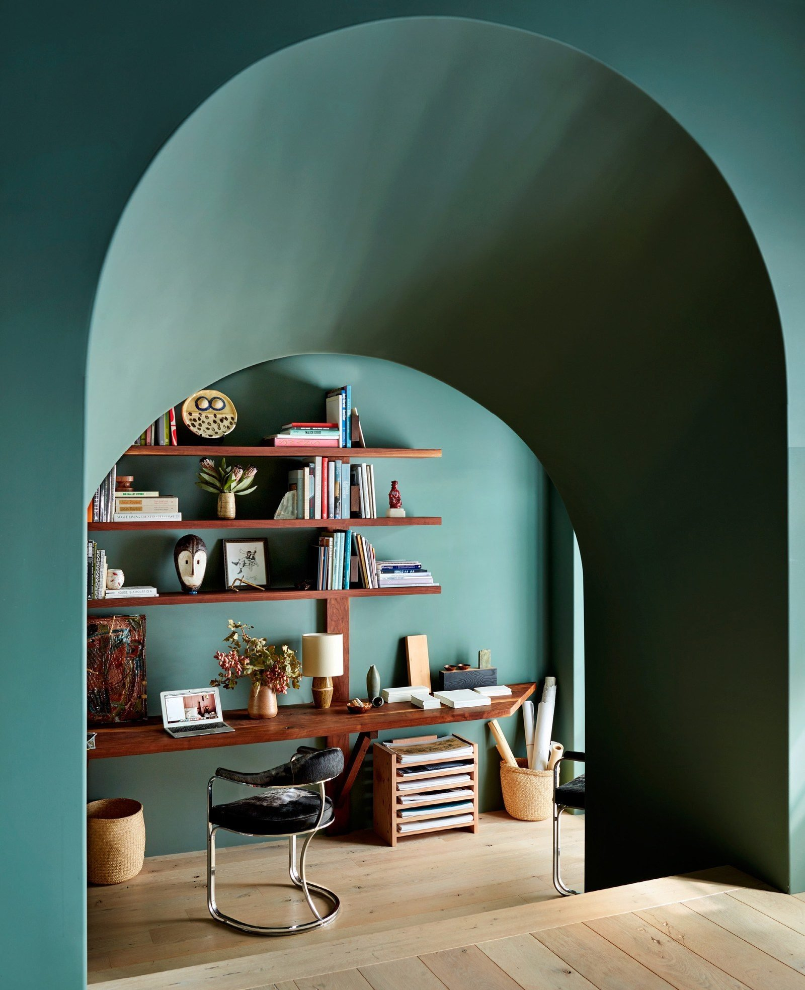 Color Curation: Sacramento Green (The Shade You'll Be Seeing Everywhere) - Bobby Berk