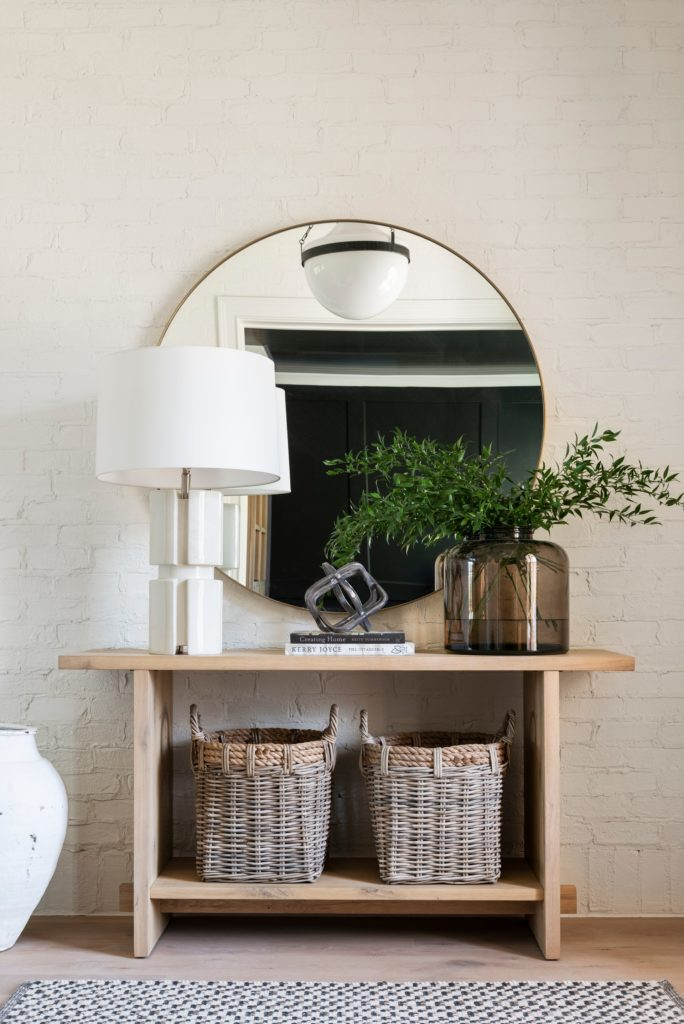 Mixing It Up: 7 Entryway Pairings (That Are Big on Style & Storage) - Bobby Berk