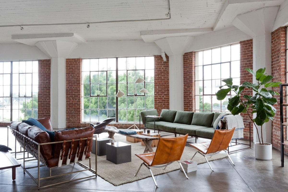 Industrial Furniture: (36 of Our Favorites And Everything You Need to Get the Look) - Bobby Berk
