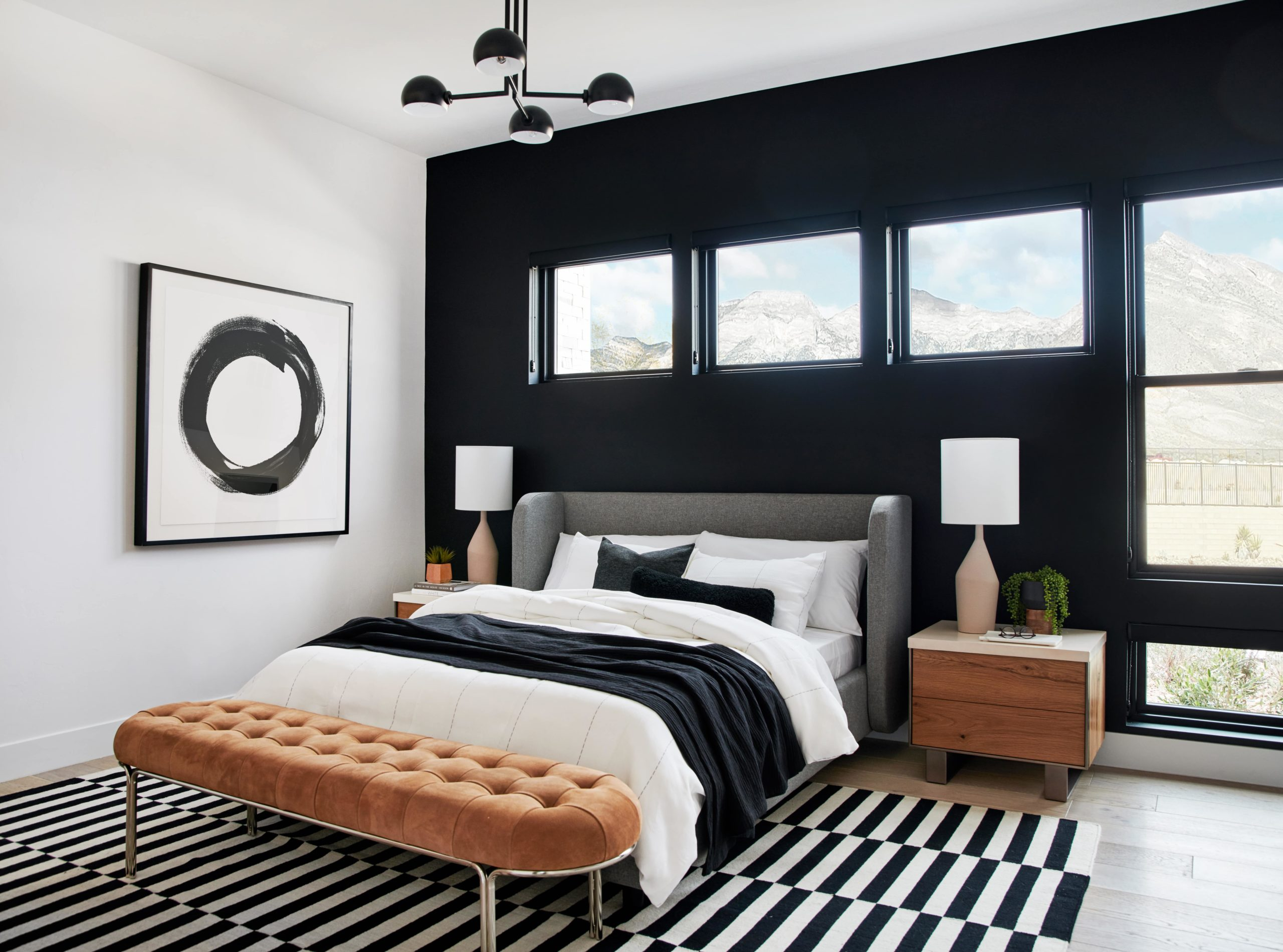 Neutral Natural Guest Bedrooms And Everything You Need To Get The Look Bobby Berk