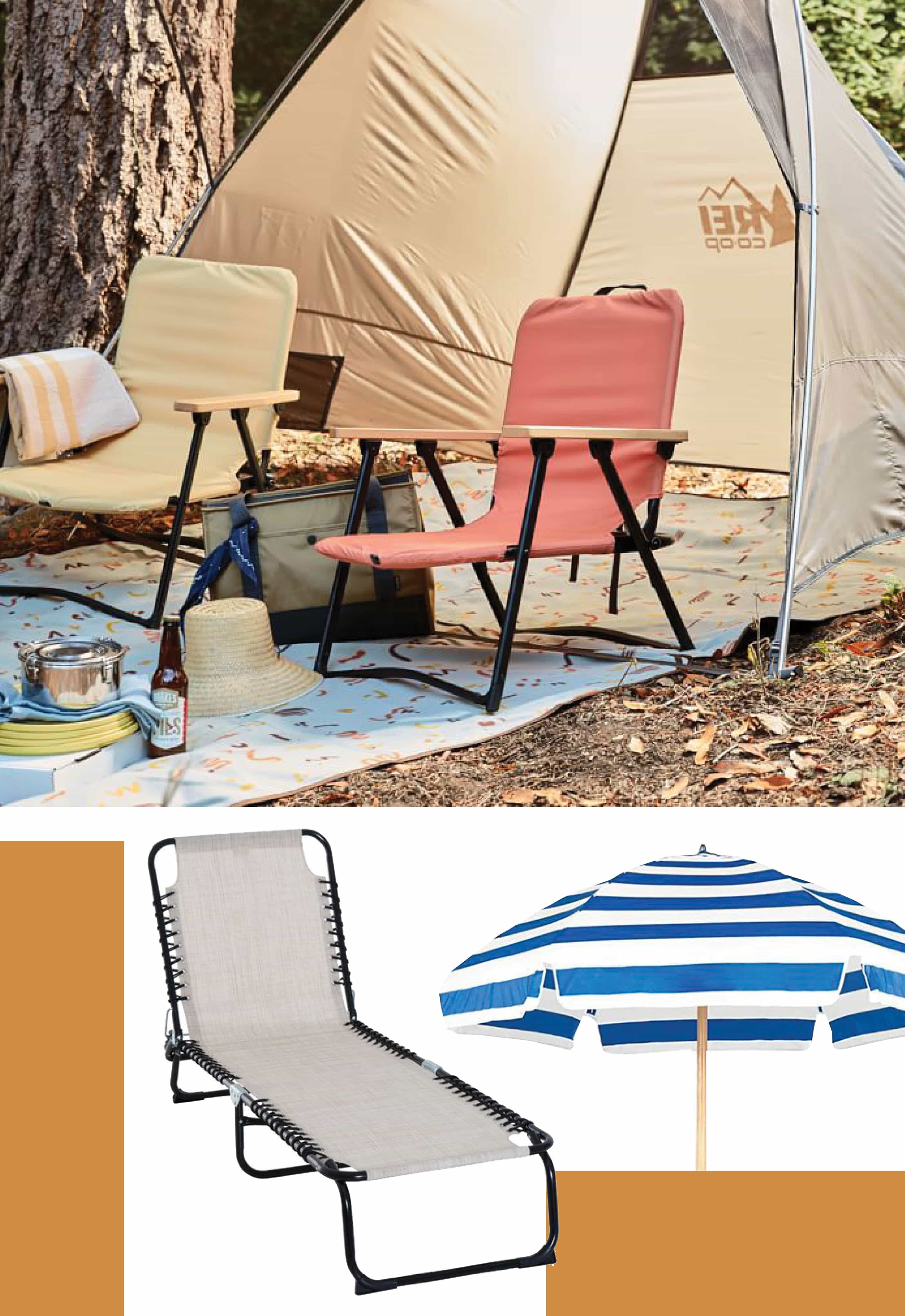The Best Portable Outdoor Furniture