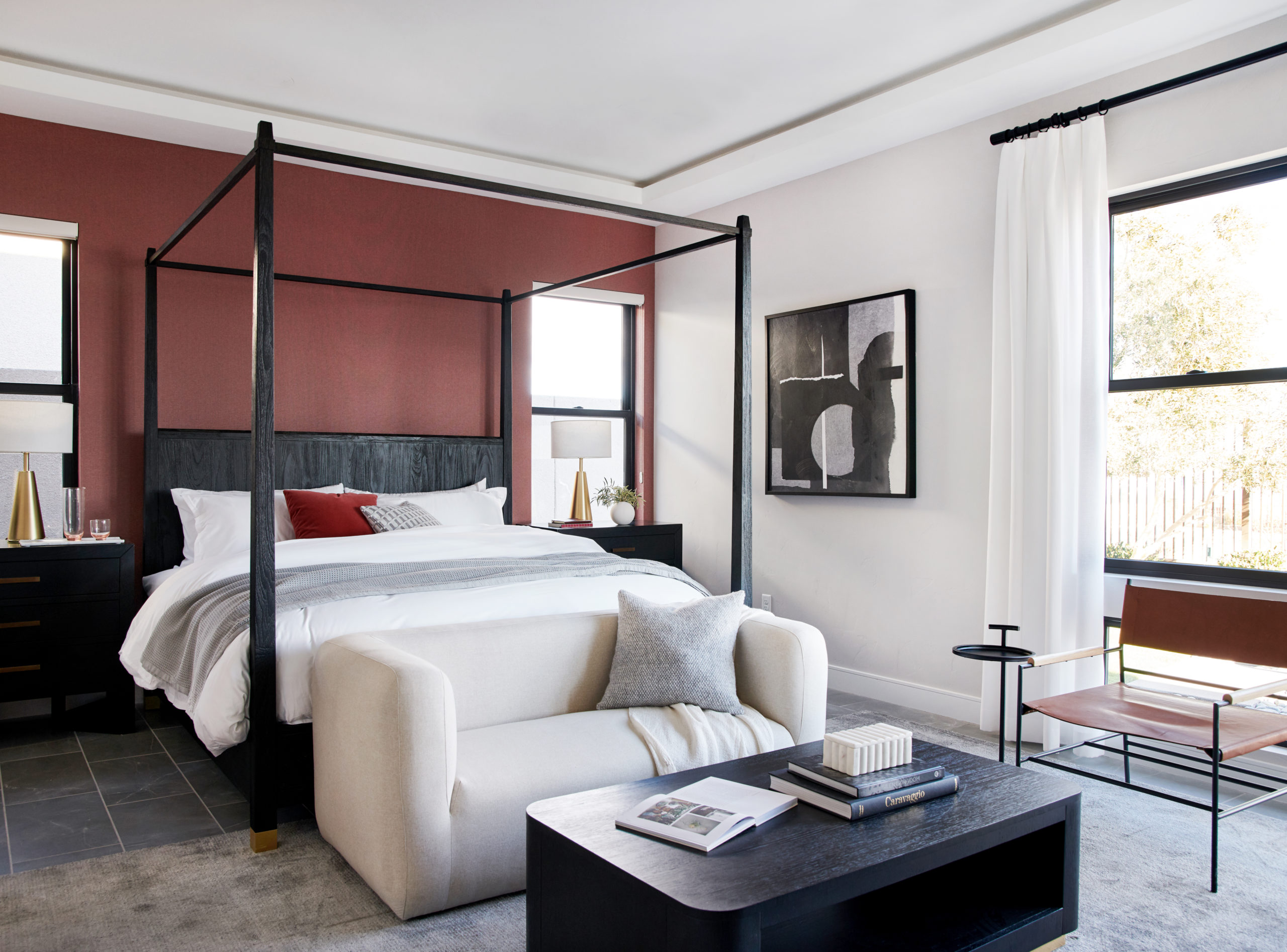 Modern Glam Bedrooms Bathrooms And Everything You Need To Get The Look Bobby Berk