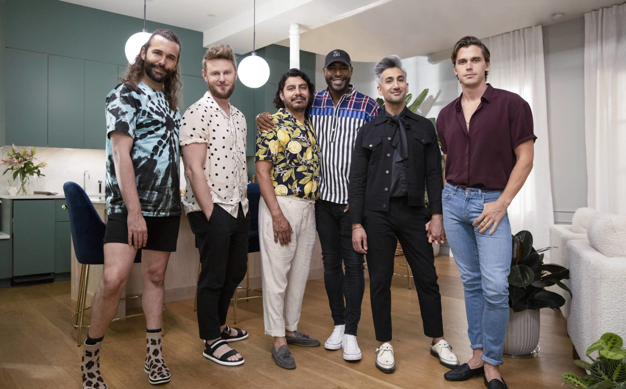 Queer Eye Fashion: Get the Fab Five's Looks From Season 5 Episode 8 - Bobby Berk