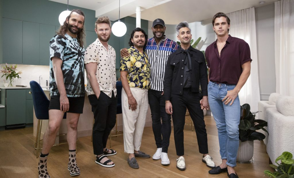 Queer Eye Season 5: Marcos- The Makeover And Reveal - Bobby Berk