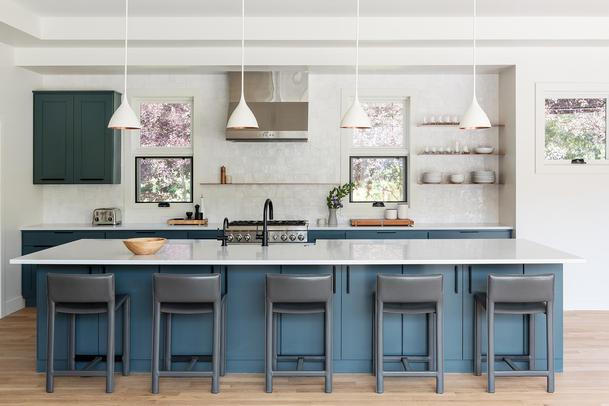 Bobby's Five Favorite...Ways To Un-Clutter Your Kitchen Counters - Bobby Berk