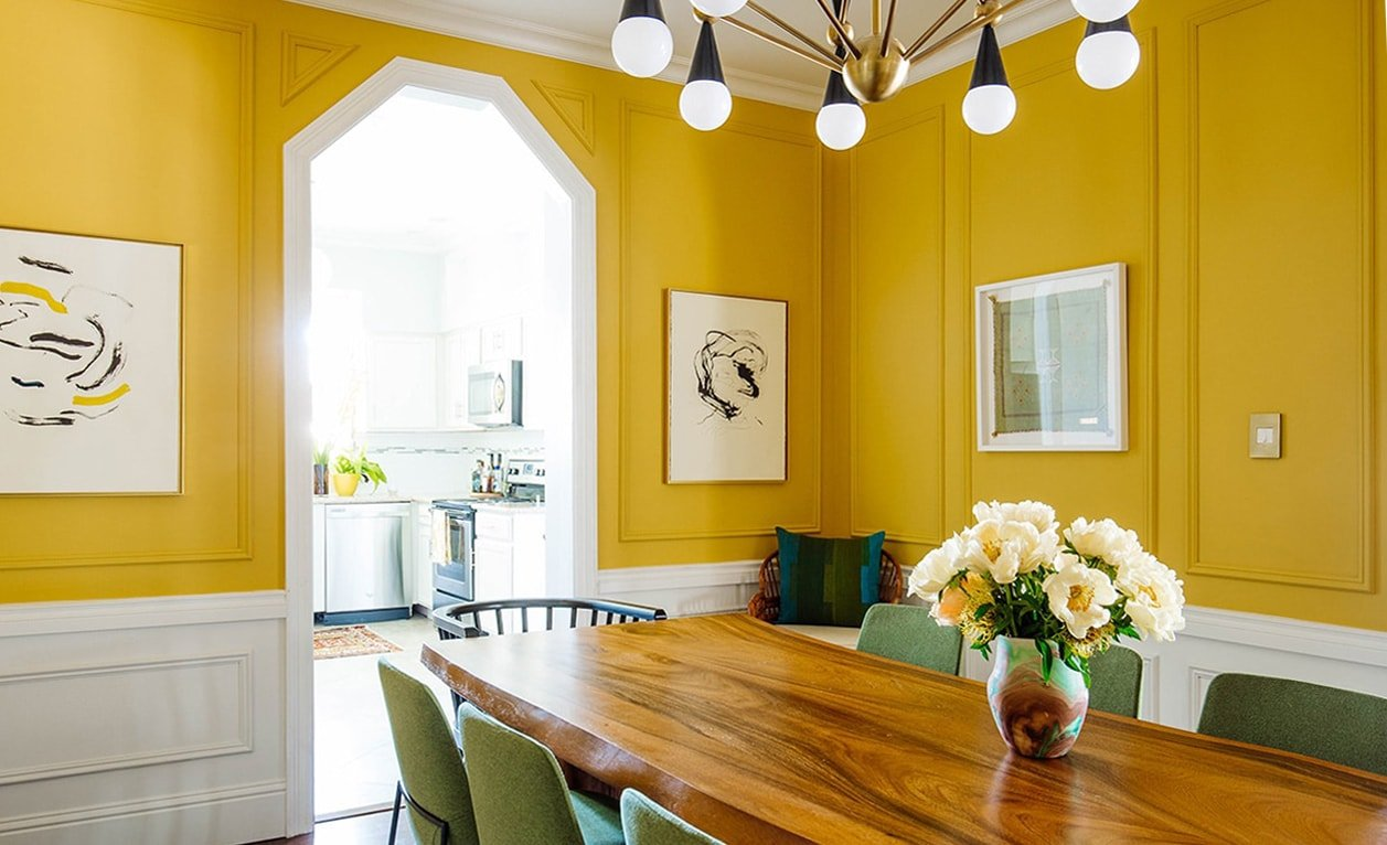 A Sunnier Shade: How To Add The Color Of The Year To Your Space - Bobby Berk