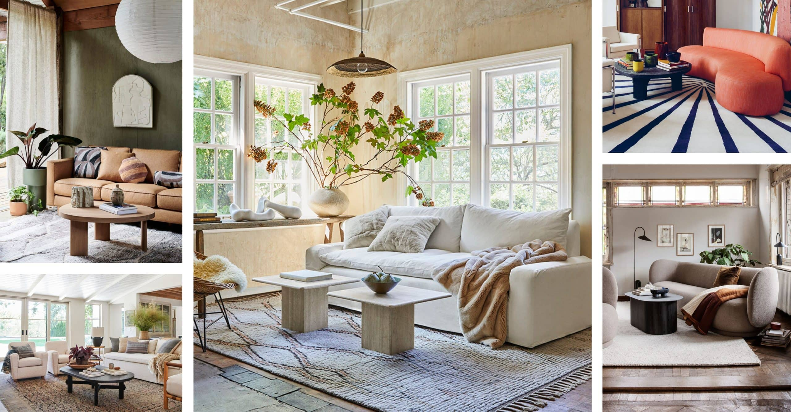 The Living Room Trends We're Predicting For 2021 (And How To Add Them To Your Home) - Bobby Berk