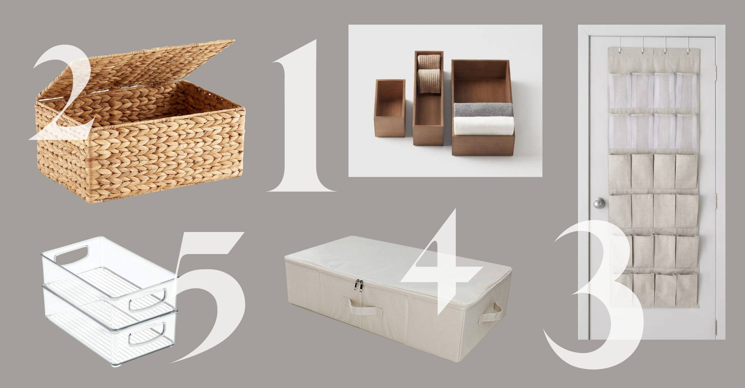Bobby's Five Favorite...Stylish Storage Containers (All Under $25) - Bobby Berk