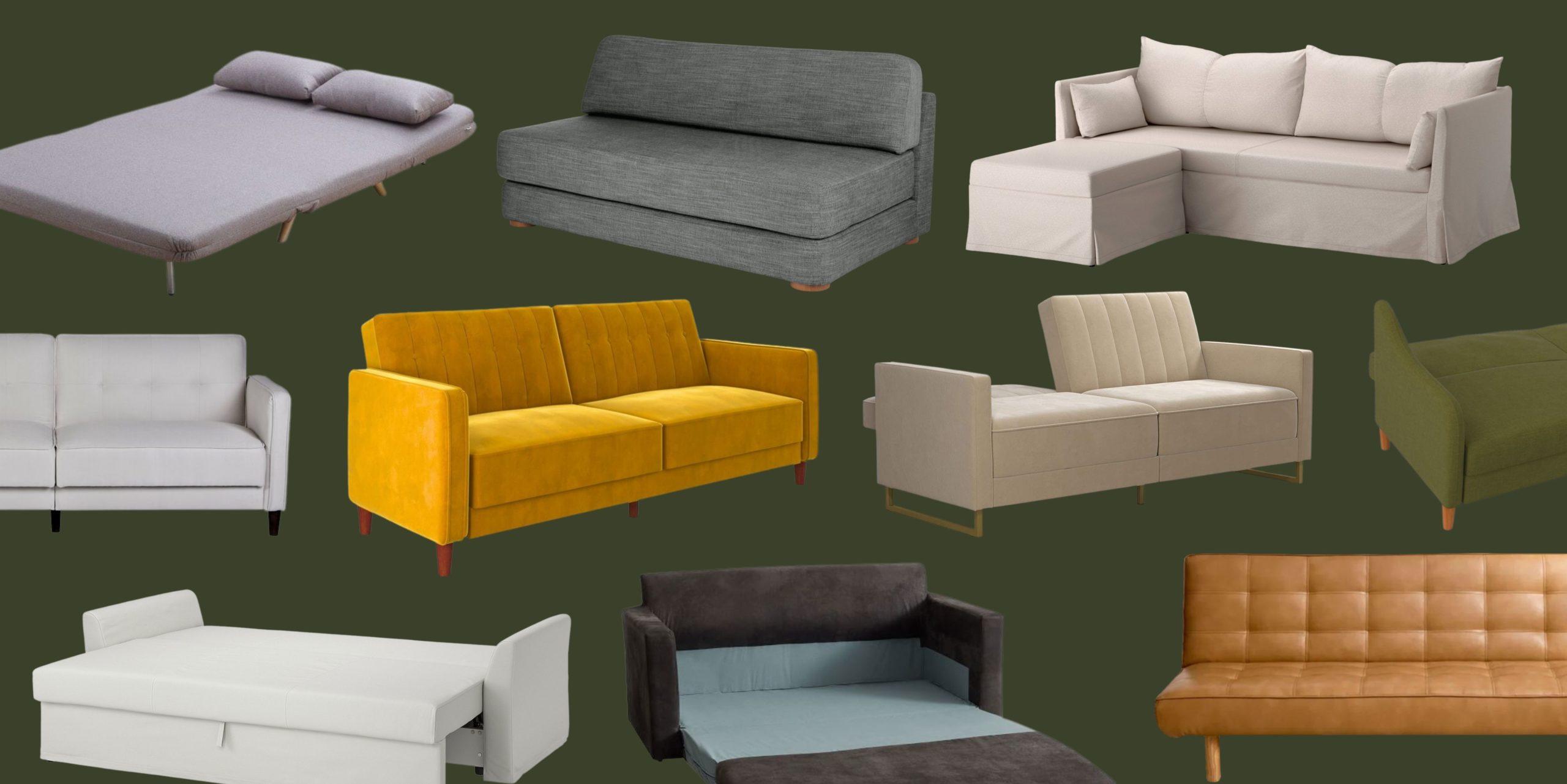 The 10 Best Bobby-Approved Sleeper Sofas (Under $500) - Bobby Berk