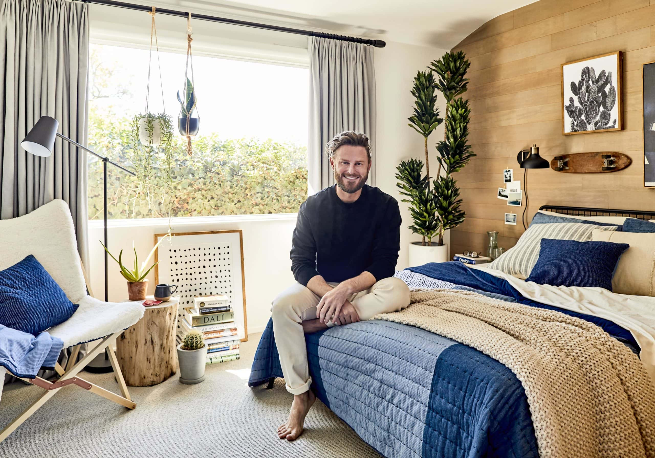 Bobby's 4 Tips For Creating A Self-Care Sanctuary In Your Bedroom - Bobby Berk