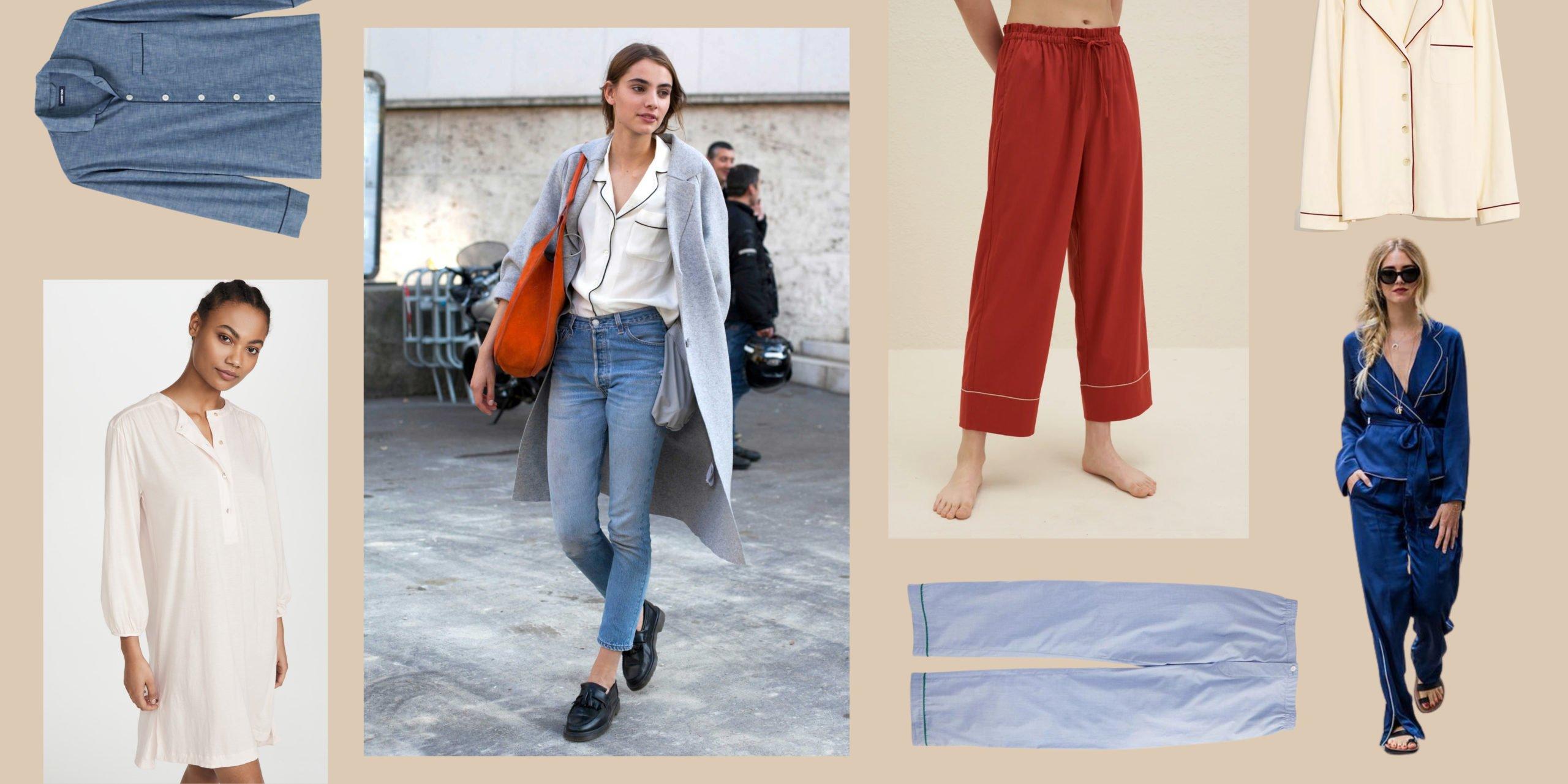 5 Stylish Ways To Wear Pajamas (Out Of The House) - Bobby Berk