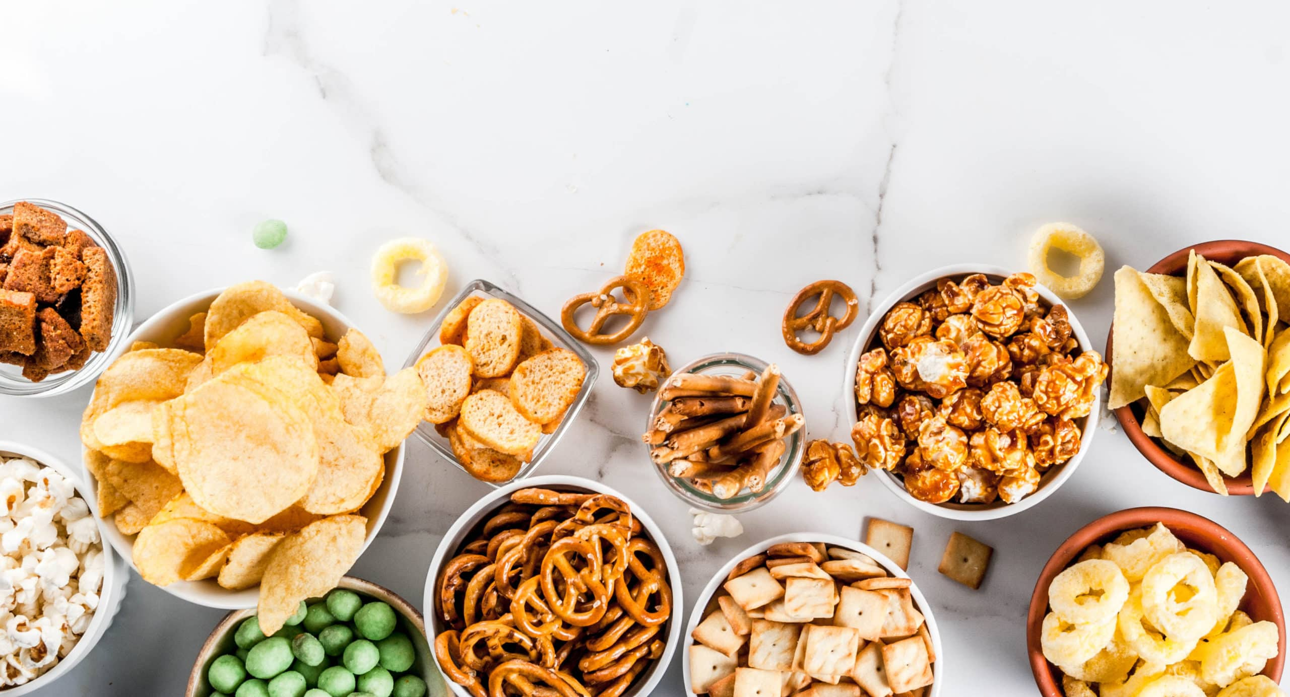 If You're Going to Stress Eat, Here Are 5 Healthy(ish) Options - Bobby Berk