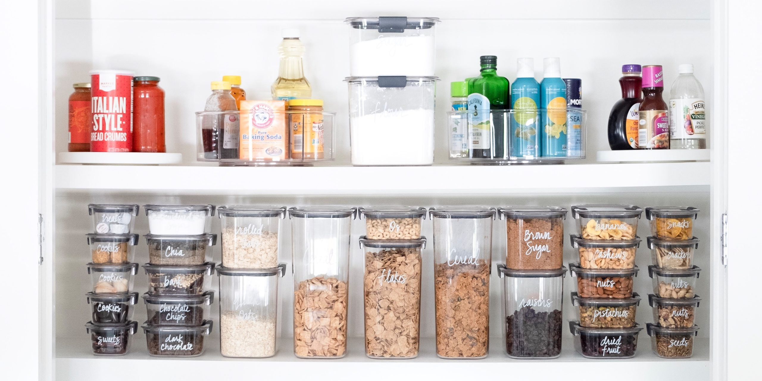 You Might Be Storing Your Food Wrong (And 8 Ways To Do It Right) - Bobby Berk