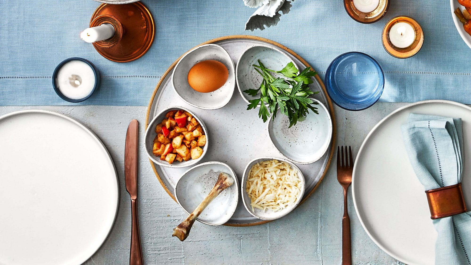 What is a Passover Seder? (And What All the Different Foods Represent) - Bobby Berk