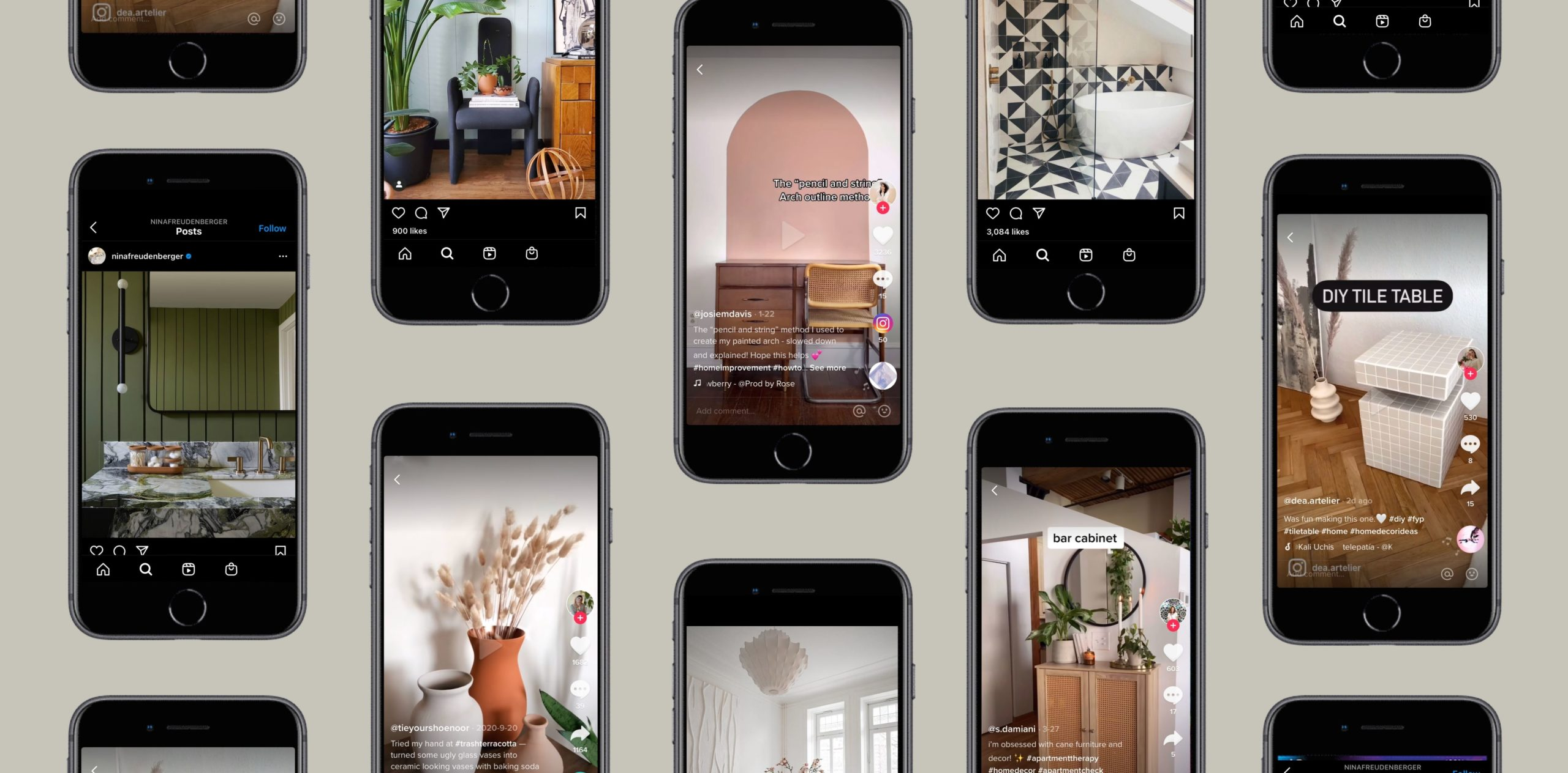 The Design Trends From Instagram & TikTok That You Should Know ...